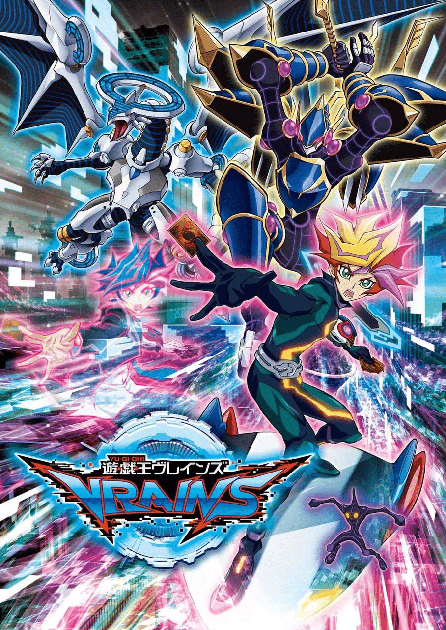 Yu-Gi-Oh! VRAINS Episode 25