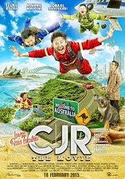 CJR The Movie: Lawan Rasa Takutmu 1