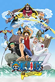 One Piece: Clockwork Island Adventure 1