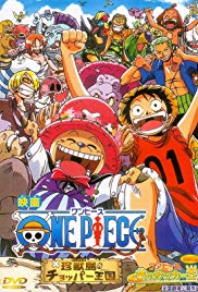 One Piece: Chopper's Kingdom on the Island of Strange Animals 1