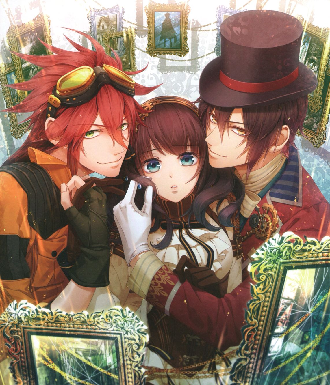 Code:Realize: Sousei No Himegimi Episode 6 Subtitle Indonesia