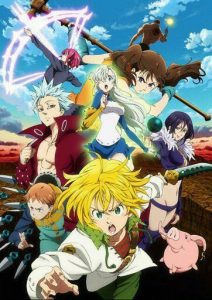 Nanatsu No Taizai Season 2 Episode 8