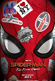Spider-Man: Far from Home 1