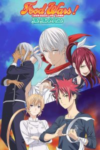 Shokugeki No Souma Season 3 Episode 22