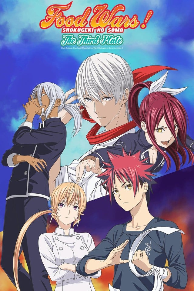 Shokugeki No Souma Season 3 Episode 5