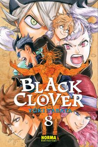 Black Clover Episode 8 Subtitle Indonesia