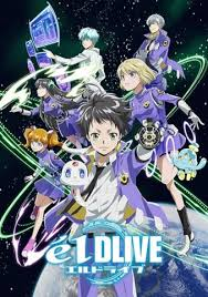 ēlDLIVE Episode 8 Subtitle Indonesia