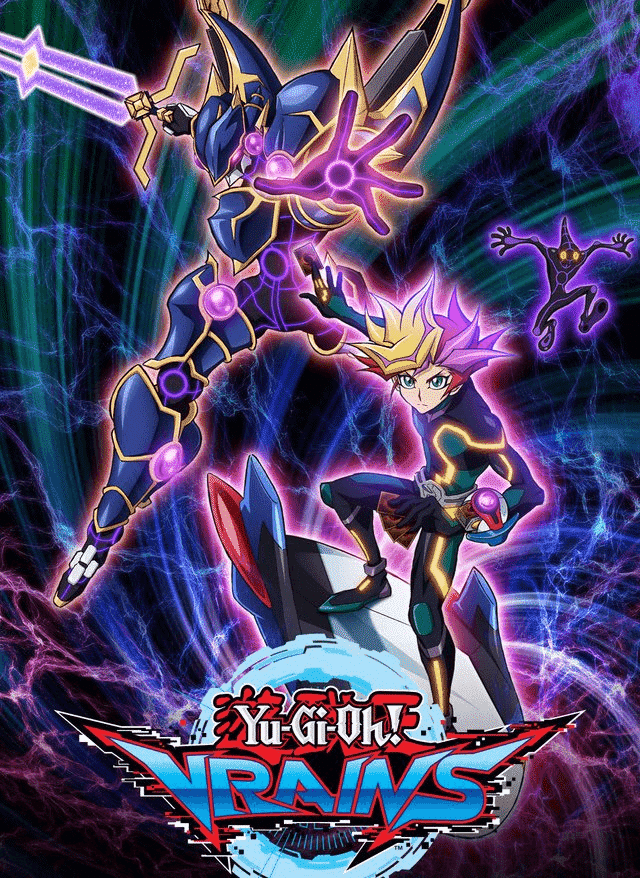 Yu-Gi-Oh! VRAINS Episode 113 Subtitle Indonesia