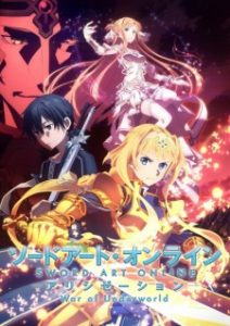 Sword Art Online: Alicization – War of Underworld Episode 3