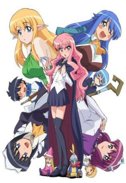 Zero no Tsukaima S1 Episode 4
