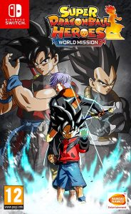Super Dragon Ball Heroes Episode 12