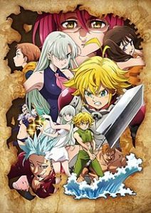 Nanatsu no Taizai Season 3 Episode 1