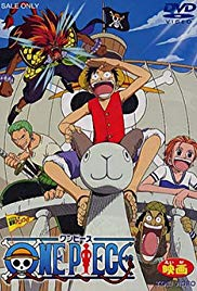 One Piece: The Movie The Great Gold Pirate